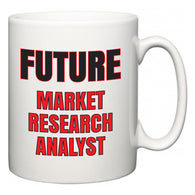 Future Market Research Analyst  Mug