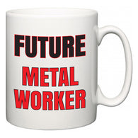 Future Metal Worker  Mug