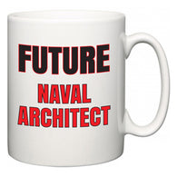 Future Naval Architect  Mug