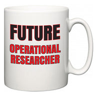 Future Operational researcher  Mug