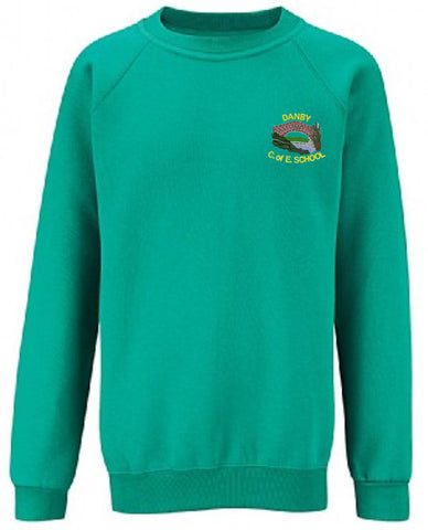 Danby C. E. Primary School Crew Neck Sweatshirt