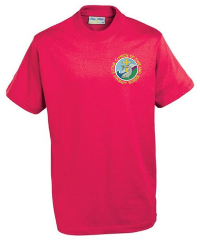 Egton C of E primary School PE T-shirt