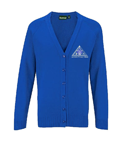 Lealholm Primary School 50/50 Cardigan
