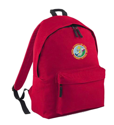 Egton  C of E Primary School Back Pack