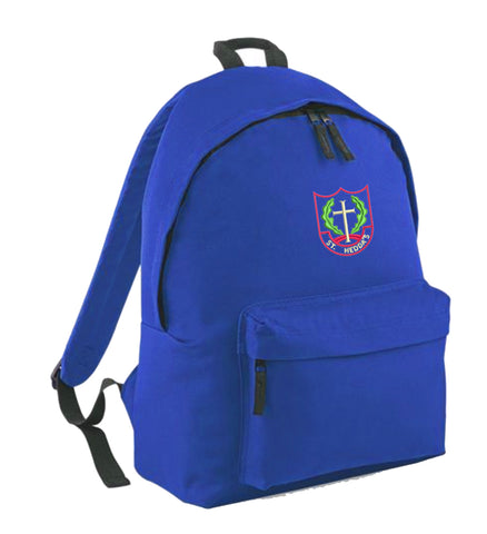 St Heddas School Back Pack