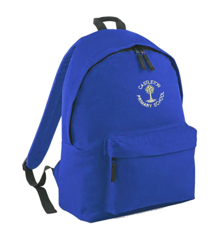 Castleton Primary School Back Pack