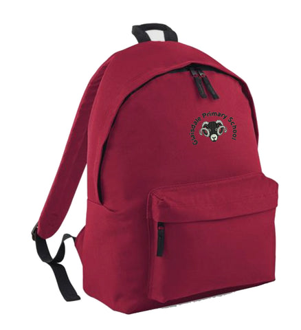 Glaisdale School Back Pack