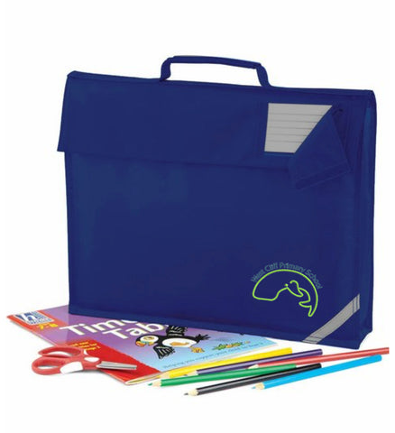 West Cliff Primary School Book Bag