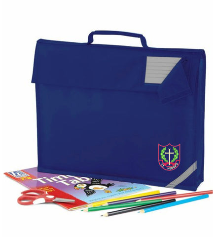 St Heddas School Book Bag