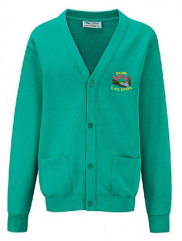 Danby C. E. Primary School Cardigan