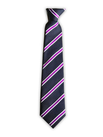 Clip-On School Tie - Eskdale School