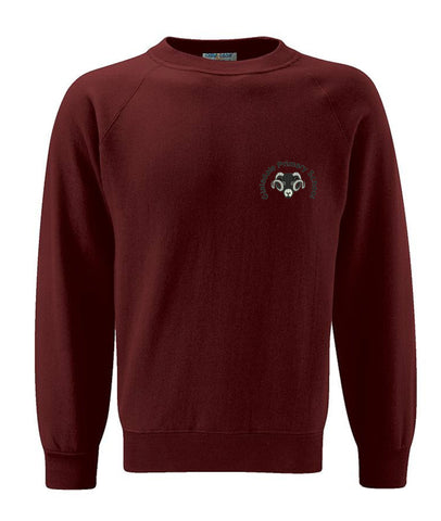 Glaisdale School Crew Neck Sweatshirt