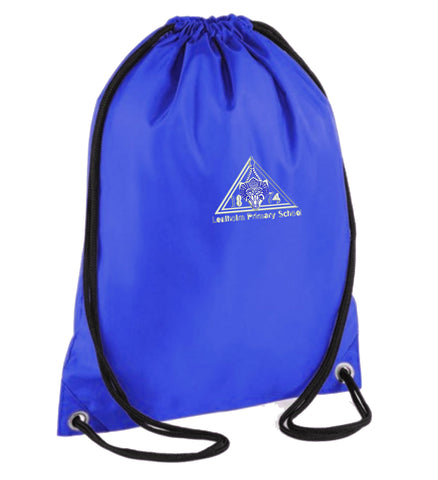 Lealhom Primary School PE bag