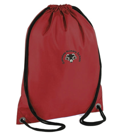 Glaisdale School PE bag