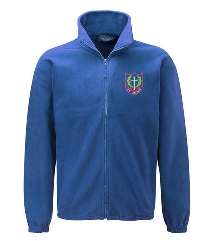 St Heddas School Fleece