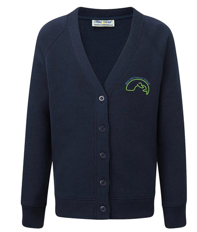 West Cliff Primary School Classic Raglan Cardigan