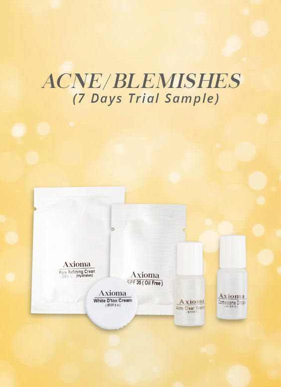 Acne 5 Days Trial Sample