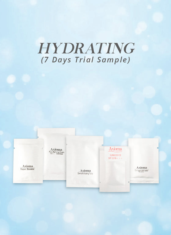 Hydrating 5 Days Trial Sample