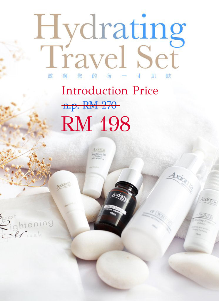 Hydrating Travel Set ( Free Delivery)
