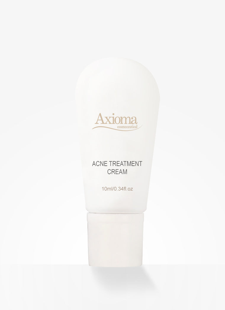 Acne Treatment Cream (Tinted)