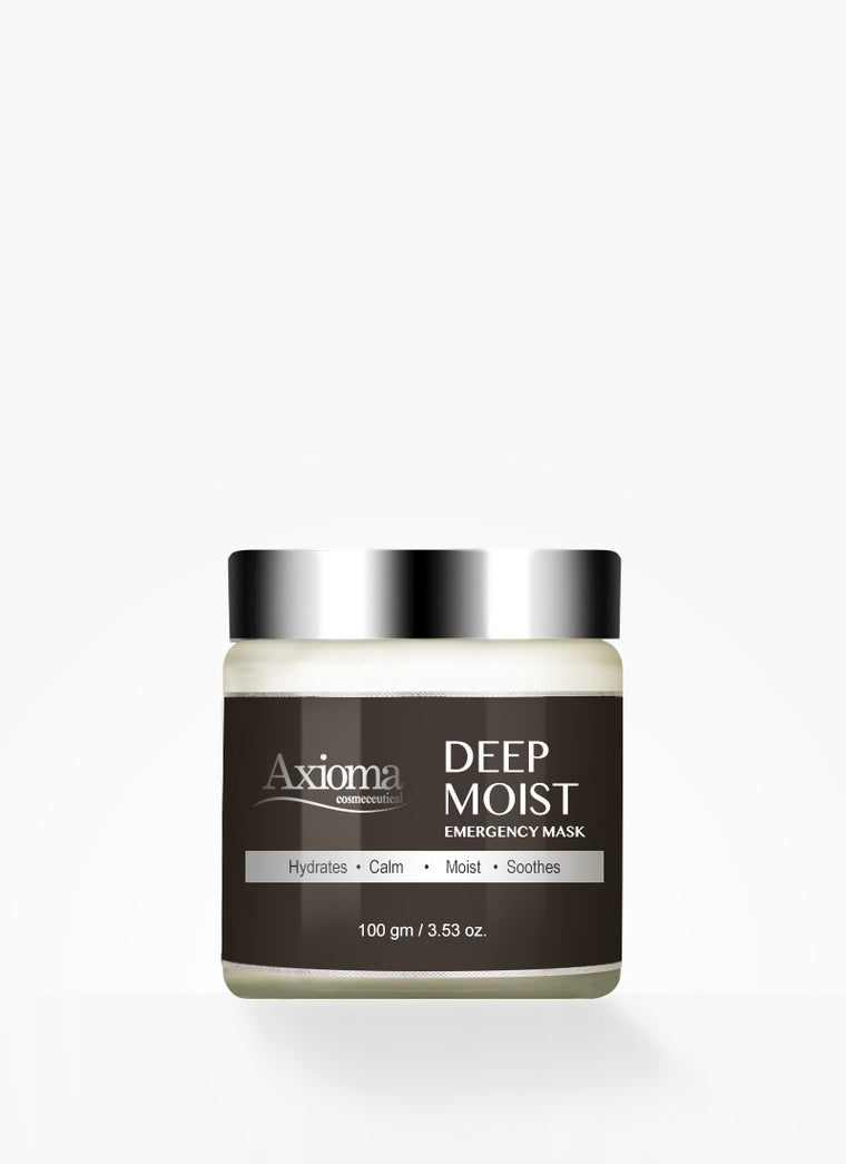 Deep Moist Emergency Mask