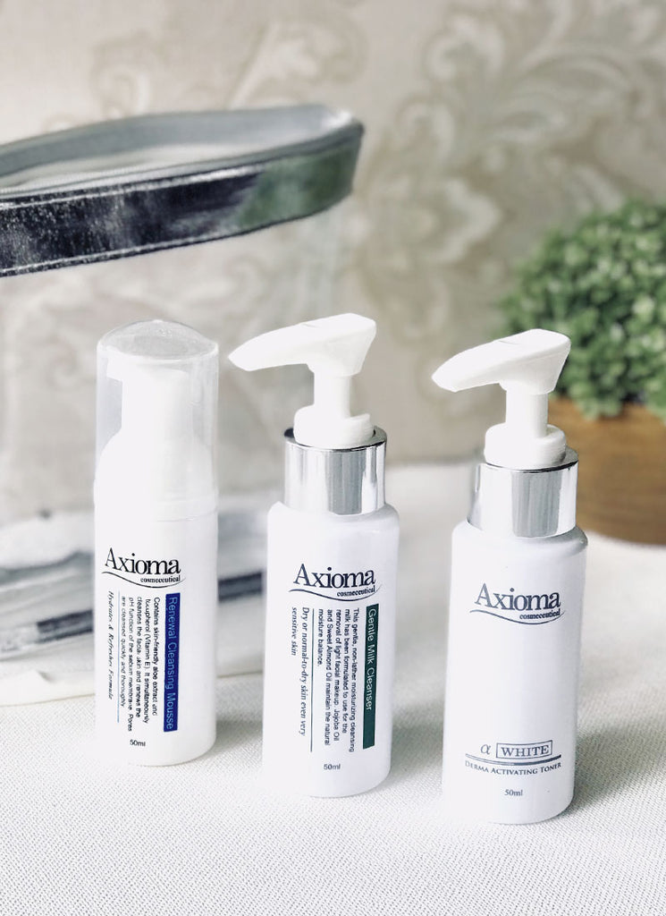 Cleansing Travel Set ( Free Delivery)