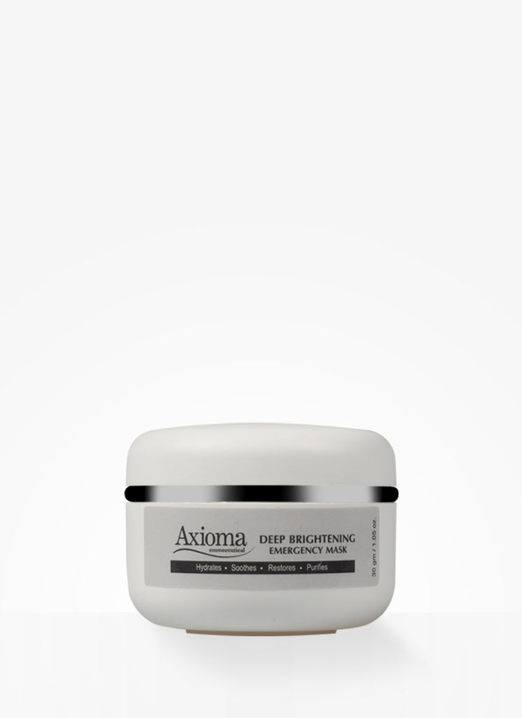 Deep Brightening Emergency Mask