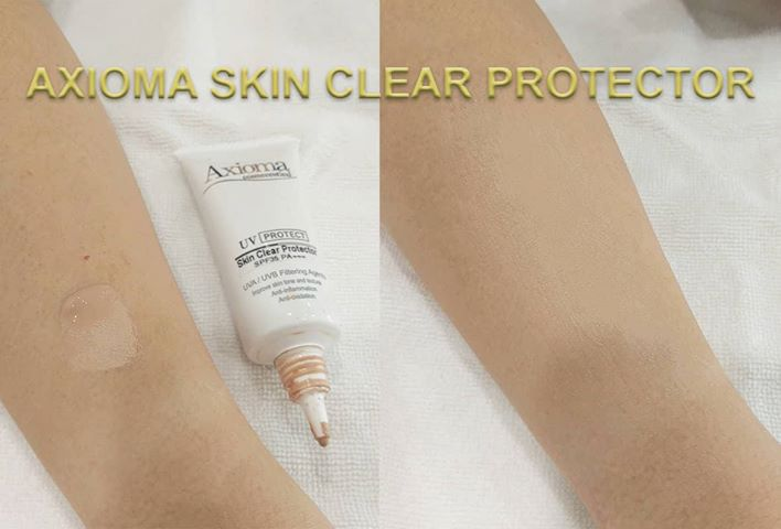 [2021 CNY Promotion] Skin Clear Protector (Sunscreen)