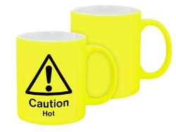 Neon Mugs - Matt Finish - Personalise