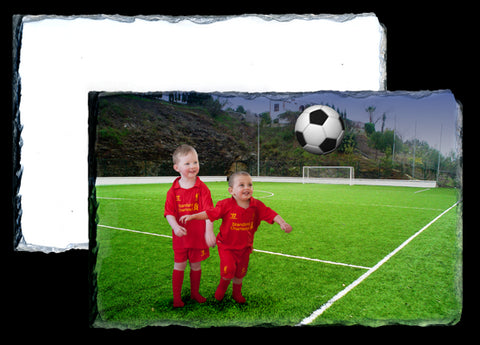 Photo Slate 20x30 (Personalise it!)