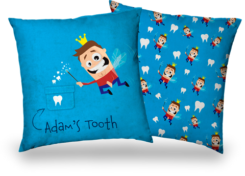 My Lost Tooth - Tooth Fairy Dude - Personalise It!