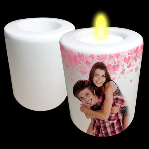 Large Candle Holder (Personalise it!)