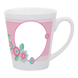Mother's Day Latte Mug - Design 1 (Personalise It!)