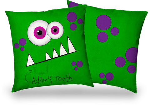 My Lost Tooth - Monster Green - Personalise It!