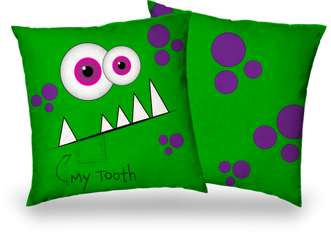 My Lost Tooth - Monster Green - Off The Shelf!