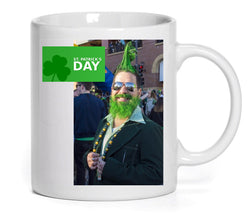 Personalised Mug - St Patricks Day