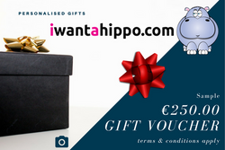 Gift Certificate - €250
