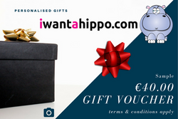 Gift Certificate - €40