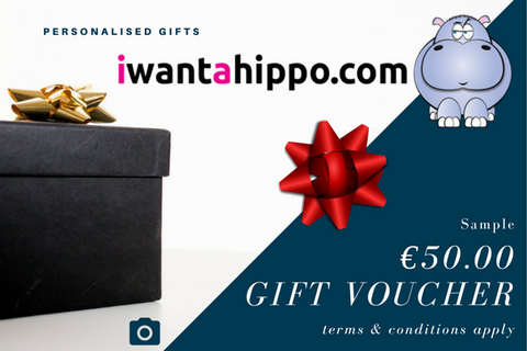 Gift Certificate - €50