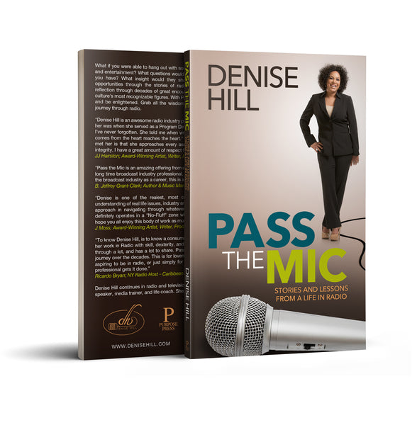 Pass the Mic: Stories & Lessons from a Life in Radio