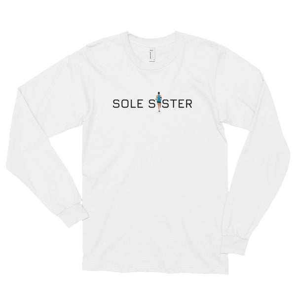 Sole Sister Long sleeve t-shirt