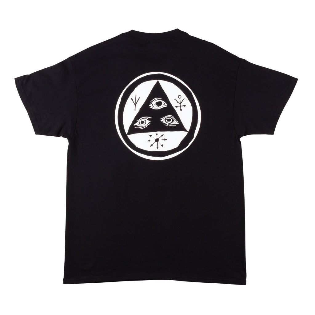 Talisman Tee (Black/White)