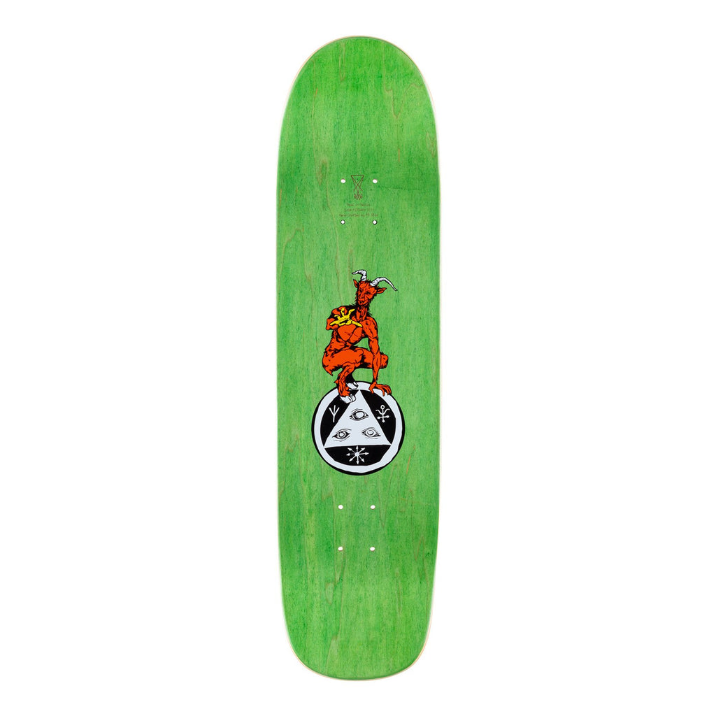 "The Magician on 8.38"" Son of Planchette (Orange)"