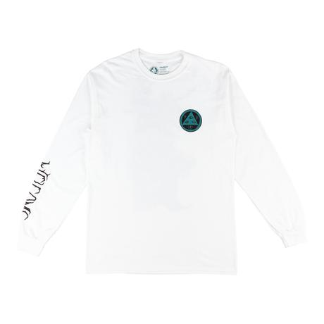 Infinitely Batty Long Sleeve (White)