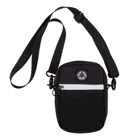 Talisman Shoulder Bag (Black/White)