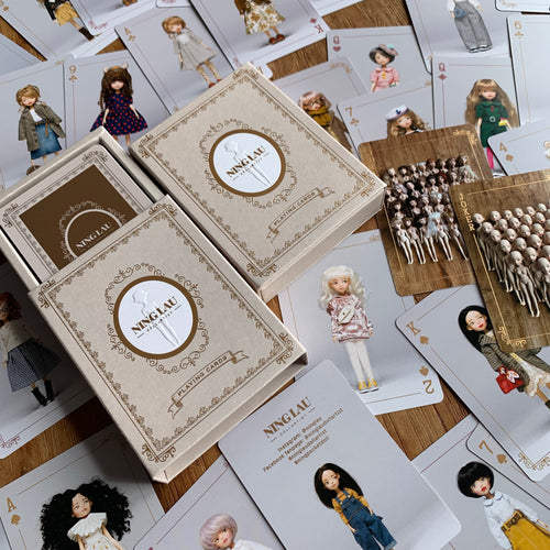 Playing cards | pocket doll debut