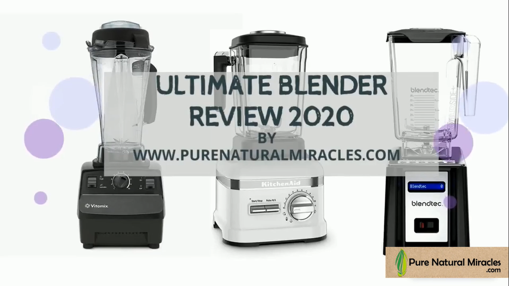 Top 3 Blenders We Should Choose To Have In Our Home
