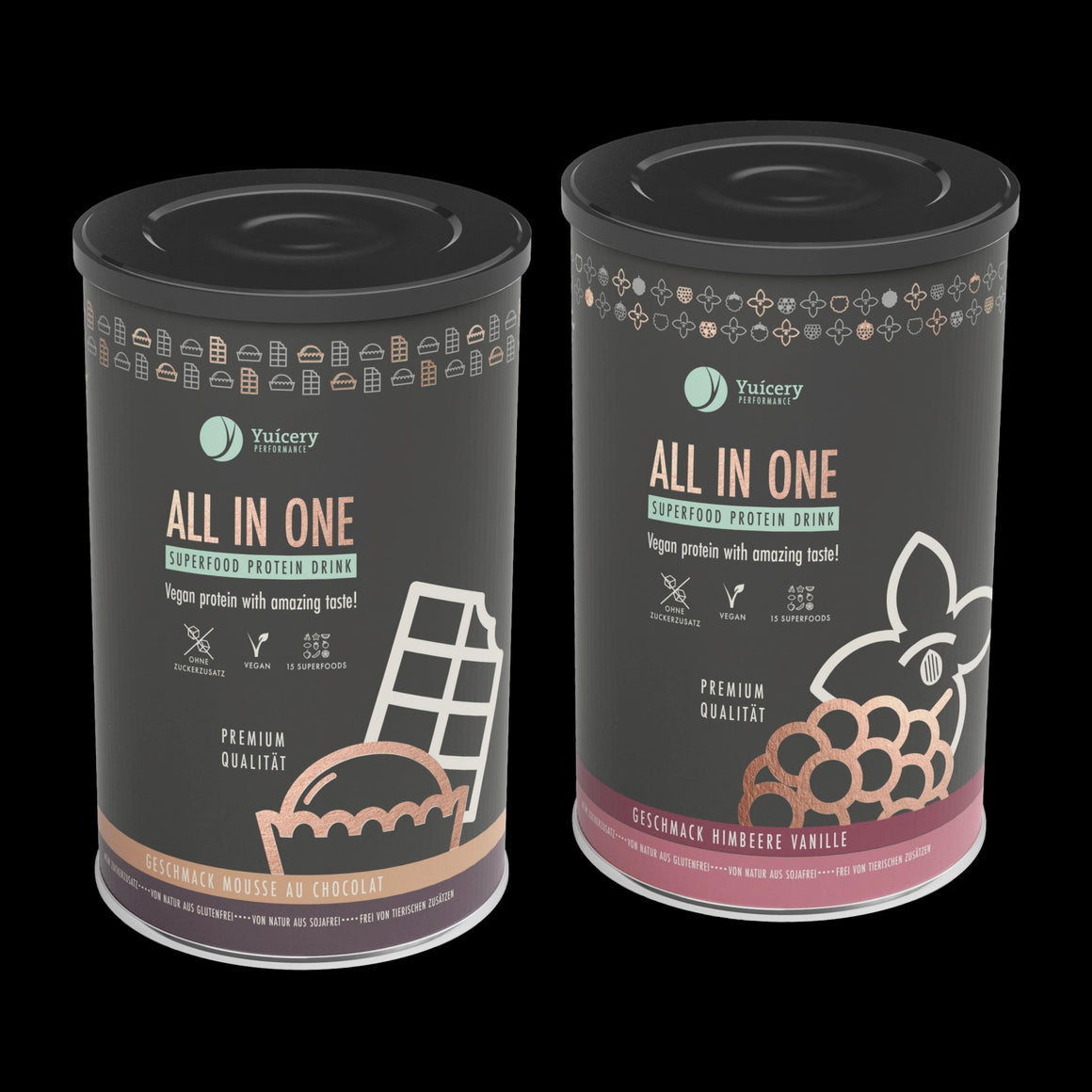 ALL IN ONE Superfood Protein Drink