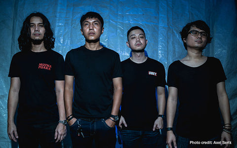 Force Vomit – Selera Raya band cover