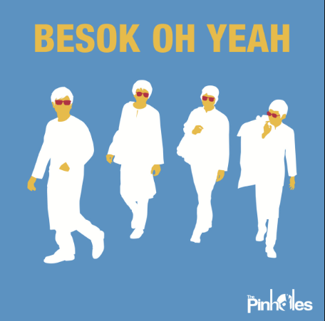 The Pinholes – Besok Oh Yeah song cover